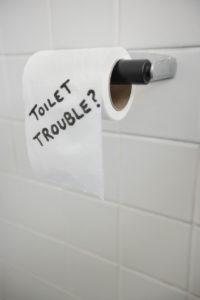 La constipation et la diarrhée sont une des causes d'apparition des hémorroïdes