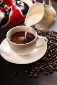 Se servir un café